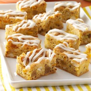 Macadamia Sunshine Bars Recipe