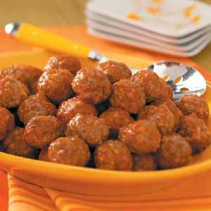 All-Day Meatballs Recipe