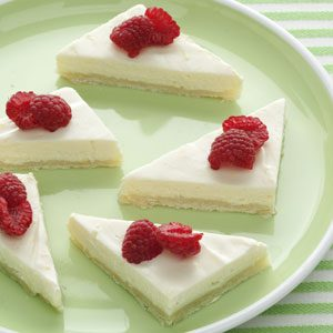 Light & Easy Cheesecake Bars
