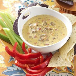 Slow Cooker Cheese Dip Recipe