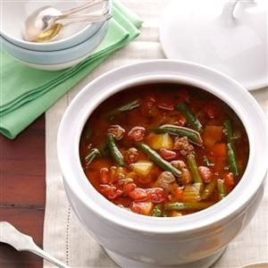 Savory Winter Soup Recipe