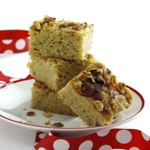 Maple Bacon Walnut Coffee Cake Recipe