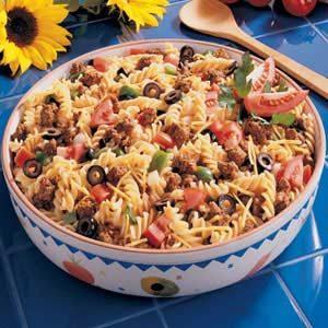 Sombrero Pasta Salad Recipe