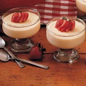 Ice Cream Pudding Recipe