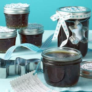 Gingerbread Spice Jelly
