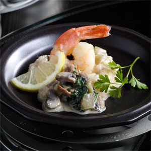 Gump's Shrimp & Grits Recipe