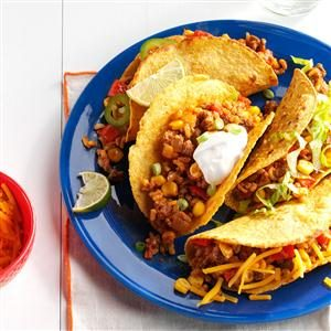 Texas Tacos Recipe
