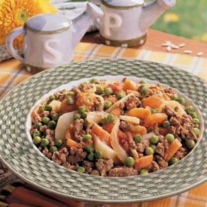 Hearty Baked Stew Recipe