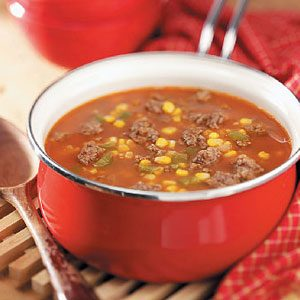 Sloppy Joe Stew Recipe