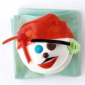 Ahoy Matey! Cupcakes Recipe