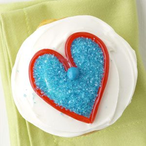 Have a Heart Cupcakes Recipe