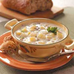 Grandmother's Chowder Recipe