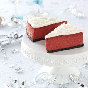 Red Velvet Cheesecake Recipe
