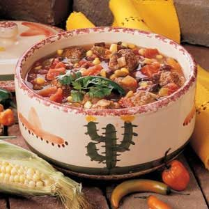 South of the Border Soup Recipe