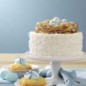 Birds Nest Topper Recipe
