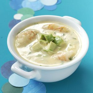 Coconut Shrimp Chowder