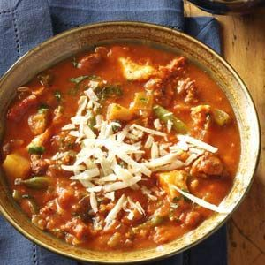 Fiesta-Twisted Brunswick Stew Recipe