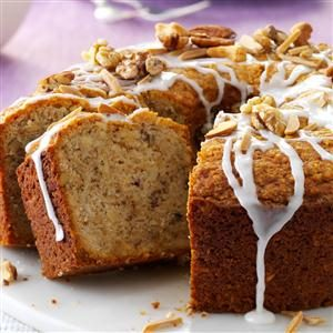 Festive Nut Cake Recipe
