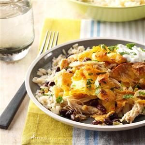 Chipotle Turkey Chilaquiles Recipe