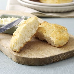 Tender Biscuits for Two Recipe