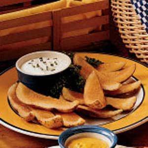 Savory Potato Skins Recipe