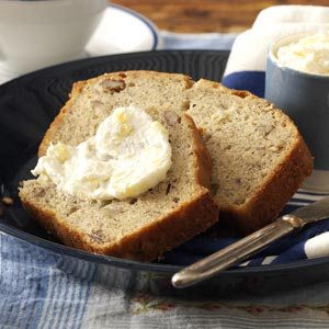 Banana Pecan Loaf Recipe