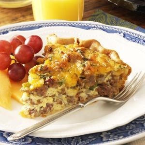 Italian Sausage Quiche Recipe