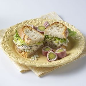 Favorite Chicken Salad Sandwiches Recipe