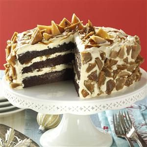 Over-the-Top Chocolate Cake Recipe