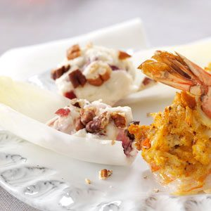 Cranberry Endive Appetizers Recipe