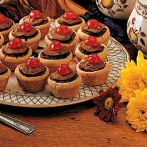 Brownie Tarts Recipe