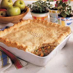 Grandma's Potpie Recipe