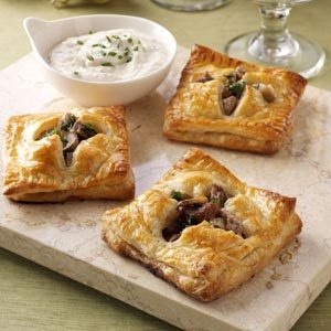 Beef Wellington Appetizers
