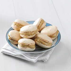 Hazelnut Macarons Recipe