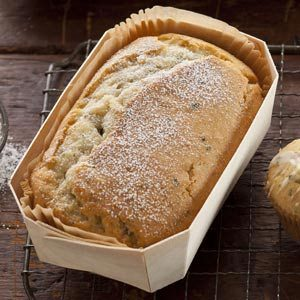 Lemon-Thyme Bread Recipe