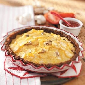 Saucy Scalloped Pie Recipe