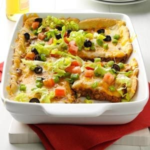 Burrito Bake Recipe