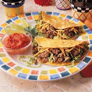 Crispy Fried Tacos Recipe