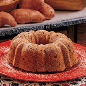 Sweet Potato Cake Recipe