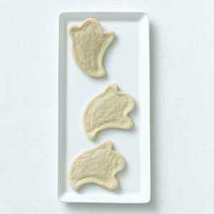 Lighter Cookie Cutouts Recipe