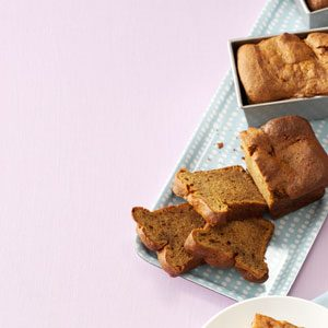 Gluten-Free Gingerbread Loaves Recipe