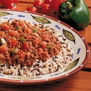 Tomato Hamburger Topping Recipe