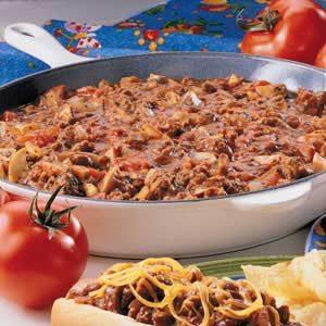 Bachelor's Spaghetti Sauce Recipe