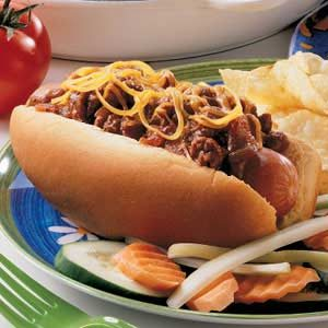 Chili Dog Sauce Recipe
