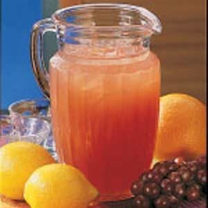 Citrus Grape Drink Recipe