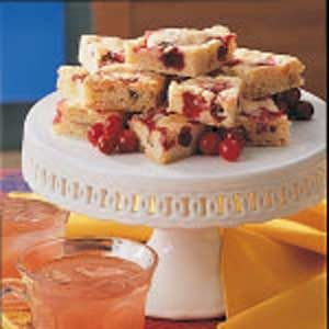 Favorite Cranberry Nut Bars Recipe