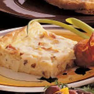 Onion Brunch Squares Recipe