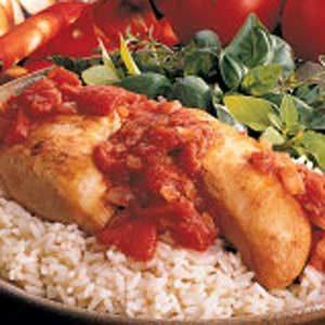 Skillet Chicken Recipe