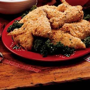 Microwave Parmesan Chicken