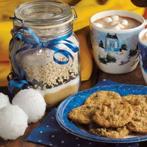 Oatmeal Raisin Cookie Mix Recipe